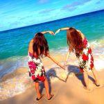 南国ハワイにいる気分♡【moemoe】シャンプーで美髪になろう♪のサムネイル画像