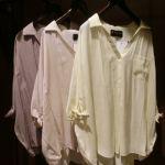 2016トレンドのシャツ♥流行りデザインの生地のおすすめは?のサムネイル画像