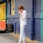 【カジュアルスーツ】女子のカジュアルスーツスタイルがかっこいい♡のサムネイル画像