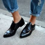 【ジーンズ&革靴コーデ】デニムの足元は革靴がおしゃれっ♡のサムネイル画像