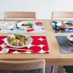 食卓を清潔に!そして華やかに彩る!ランチマットの作り方!のサムネイル画像