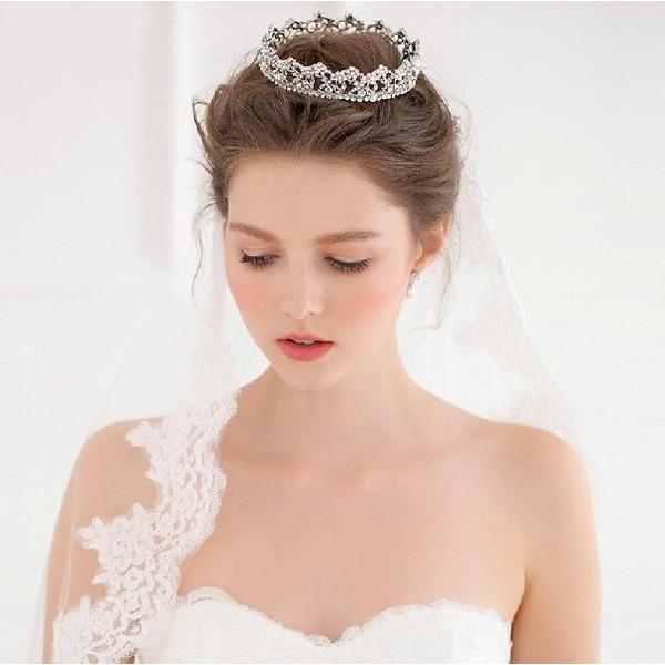 ウェディング ヘア 花嫁