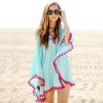 今年の夏 水着はこれが可愛い!上に羽織るカバーアップも欲しい!のサムネイル画像