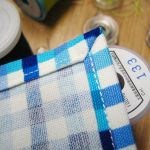 【手作り】給食用のテーブルクロス(ランチョンマット)の作り方のサムネイル画像