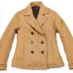 スーツによく合うPコートをご紹介!冬の準備をするなら今がお得!のサムネイル画像