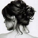 簡単なアップスタイル方法★オシャレな髪型は自分で作れる♪のサムネイル画像