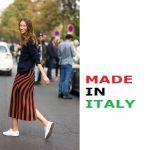 【海外スナップ】アレクサも着用。イタリア産スニーカーにご注目のサムネイル画像
