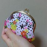 【かんたんハンドメイド】おしゃれ可愛いがま口財布の作り方のサムネイル画像