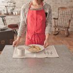 家事や料理が楽しくなる♪おしゃれな麻エプロンを大特集!!のサムネイル画像