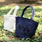 レディースにぴったり!布の可愛いトートバッグを見つけよう☆のサムネイル画像