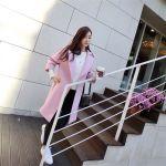 コーデ術♡ピンクのチェスターコートで大人可愛いをGETせよ♡のサムネイル画像
