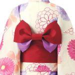 セットで買えばお得♡大人可愛い女性用の浴衣セットをご紹介のサムネイル画像