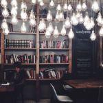 仕事帰りに。週末に。ブックカフェでほっと一息しませんか?のサムネイル画像