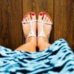 夏は足元も涼しく♡おしゃれで可愛いサンダル&コーディネートのサムネイル画像