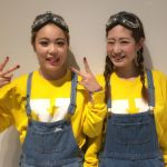 女友達と楽しむユニバーサルスタジオジャパン!季節別双子コーデ集のサムネイル画像