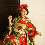 和の心、可愛い着物を着て、日本の夏の風情を楽しみませんか?のサムネイル画像