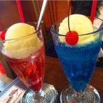 大人になってもワクワクしちゃう、暑い日にクリームソーダはいかが?のサムネイル画像