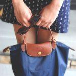 絶対使えるロンシャンのバッグ!洗練された大人カジュアルなコーデ術のサムネイル画像