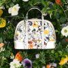 可愛い花柄のおしゃれなバックを持ってお出かけしましょう♪のサムネイル画像