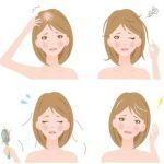 産後の悩み!髪の毛の抜け毛・白髪などの髪トラブルの原因と対策のサムネイル画像