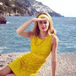 【黄色コーデ】密かに人気のイエローカラーで夏を楽しみましょう。のサムネイル画像