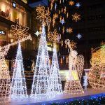 意外に多い?カップルで行きたい大阪のイルミネーションまとめのサムネイル画像