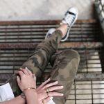 【迷彩柄パンツ】大人気のミリタリーファッションを楽しみませんか。のサムネイル画像