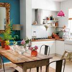お気に入りの家具や雑貨で、部屋をくつろげるカフェ風スペースに。のサムネイル画像
