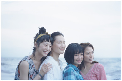 この夏大ヒット!映画『海街diary』のキレイな高画質画像・壁紙まとめ!