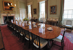 Holyrood palace dining room