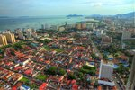 The view of georgetown penang from 60th floor by fighteden d5hjd3w1