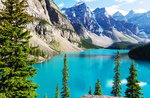 Scenery lake mountains canada parks morainebanff 512044 1280x837
