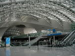 Korea incheon international airport transport center
