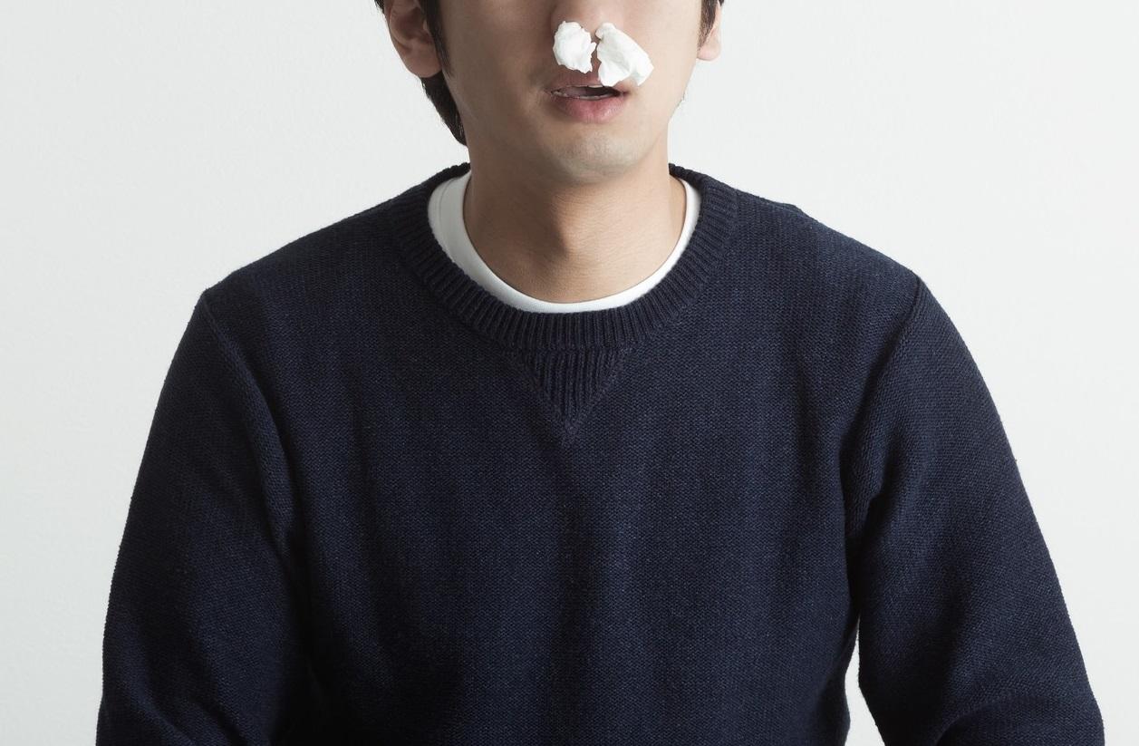 花粉症 ワセリン 鼻