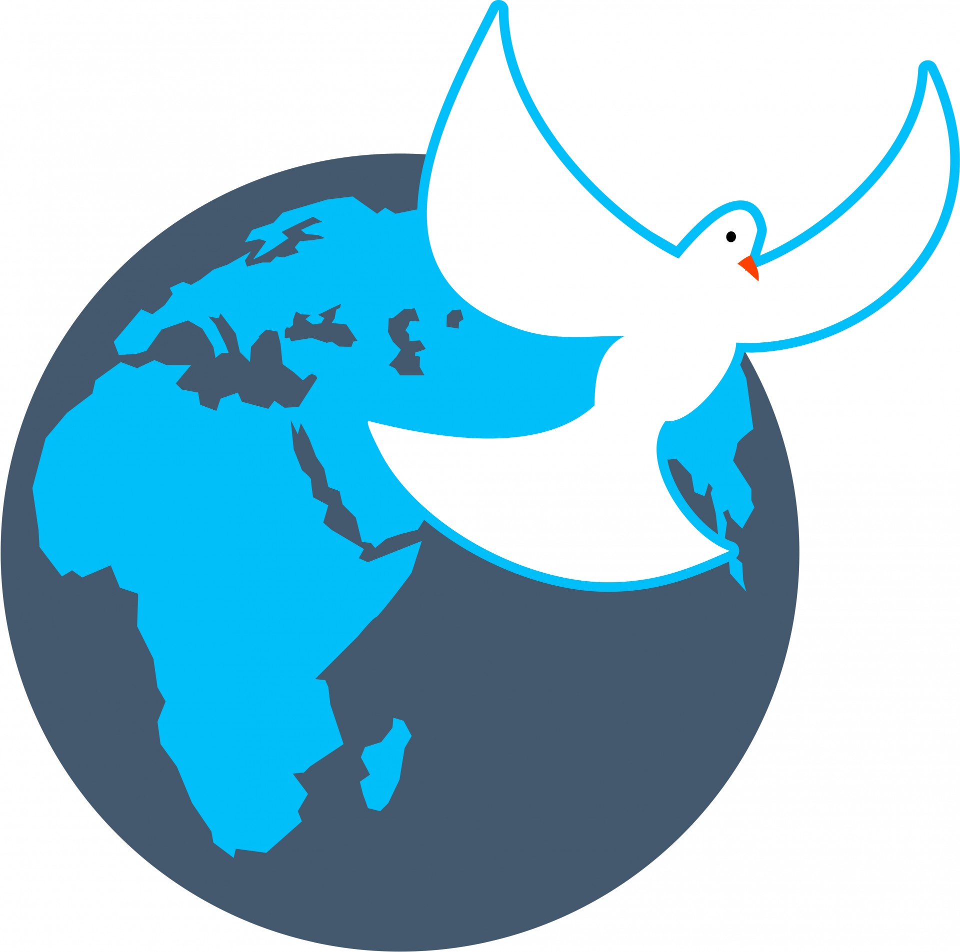 world-globe-and-dove-clip-art