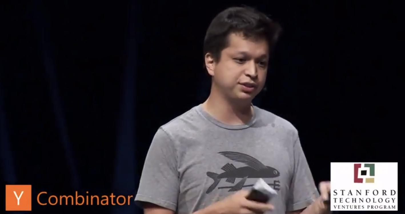 Pinterestの共同創業者であるベン・シルバーマン(Ben Silbermann)がYcombinatorのStartup Schoolで語った起業家へのアドバイス