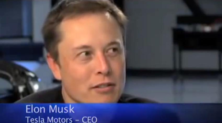 現代最高の経営者の1人イーロン・マスク(Elon Musk)が語る起業家が成功のために必要なこと:「起業家は地獄のように(普通の人の2.5倍)働くべき」