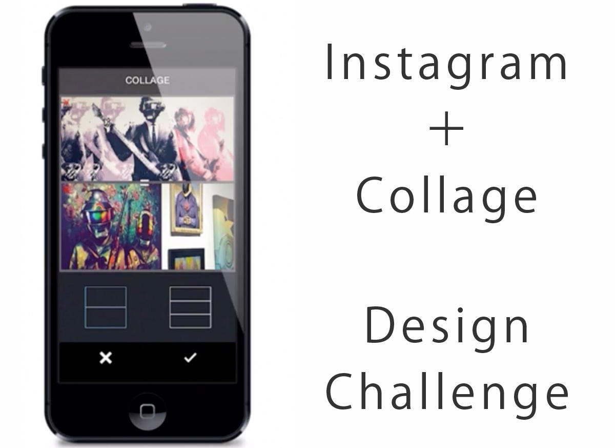 ペルソナ、デザインストーリー、ユーザータスクフロー、ワイヤーフレーム、プロトタイプ、そしてユーザビリティテストの実例:Instagram大好きなUXデザイナーが提案するコラージュ機能の場合