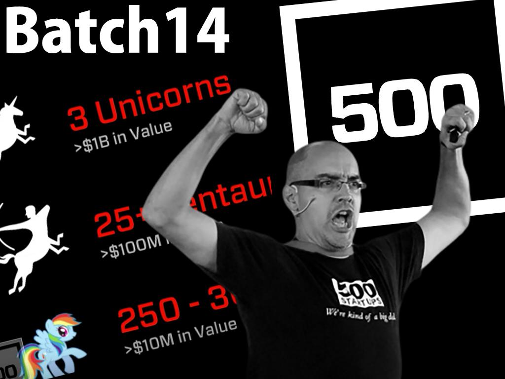 5年で世界中の1000社に投資する500 Startupsとその最新投資先(14バッチ目)スタートアップまとめ