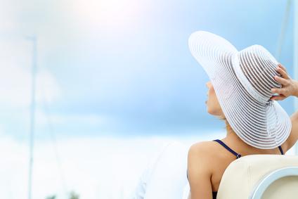 50代で驚異の白美肌!日焼けのダメージを残さない肌作りとは?