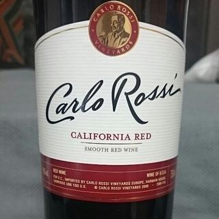 Carlo Rossi California Red(カルロ・ロッシ カリフォルニア レッド)
