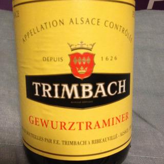 Trimbach Gewürztraminer(トリンバック ゲヴェルツトラミネル)