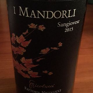 Nicolucci I Mandorli Sangiovese