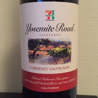 Seven Premium Yosemite Road Cabernet Sauvignon(セブン・プレミアム ヨセミテ・ロード カベルネ・ソーヴィニヨン)