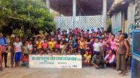 農村ホームステイ×社会問題解決型プログラム in Cambodia
