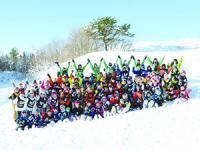 【関西】冬休みにスキー★短期♪登録制◎子ども引率staff☆スポーツ!4days