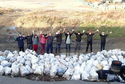 11月11日他宮城県石巻市クリーンボランティア募集
