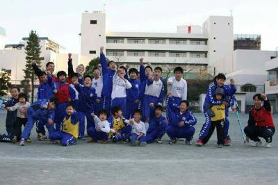 10月7日(土)障がいのある子どもたちとサッカーを楽しむ!/東陽町