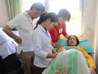 トークイベント「2人の看護師の挑戦―お母さんと赤ちゃんの命を守るため...