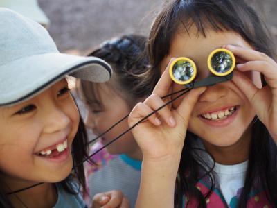 子どものためのワークショップボランティア募集
